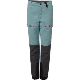 North Bend Trekk Pants Kids blue cadet